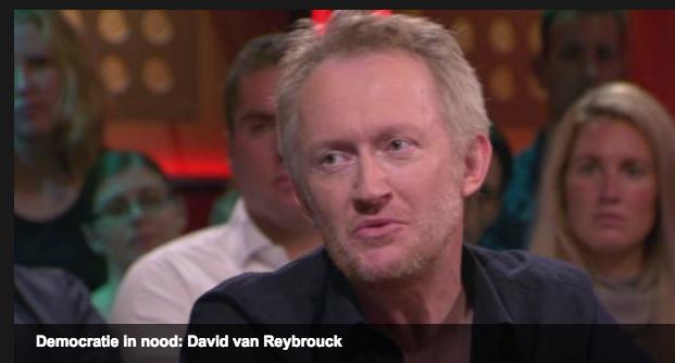 De nieuwe democratie volgens Van Reybrouck
